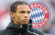 'Reports do not correspond to the facts': Bayern rubbish Sane speculation