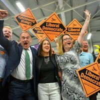No 'Boris bounce' as Tories lose key by-election with parliamentary majority cut to just one MP