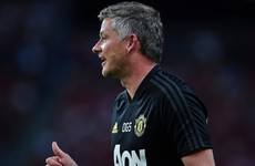 Solskjaer: Man United's clean sweep of pre-season wins means nothing