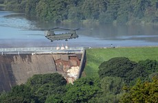 'Significant threat to life': UK town evacuated over fears of dam collapse