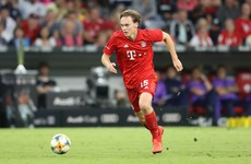 Bayern prospect Johansson's eligibility for Ireland thrown into doubt