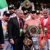De La Hoya to 'aggressively consider' legal action as Canelo is stripped of IBF title