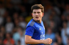 Man United agree €87 million fee with Leicester for Harry Maguire