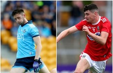 Dublin and Cork teams announced for All-Ireland U20 final