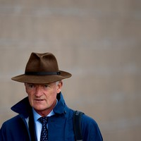 Minella Beau makes it a hat-trick of Galway victories for Mullins