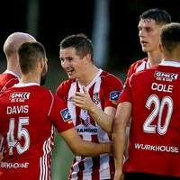 Derry come from behind at UCD to move into European spots