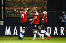 Irish striker Collins denies Keane and Boro in thrilling Championship draw