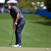 Power makes the cut but has work to do at the Wyndham Championship
