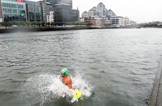 Poll: Would you swim in the Liffey today?