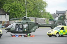 HSE and Air Corps' new air ambulance makes first call