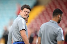 Rodgers regrets impending departure of 'special' Maguire