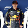 21-year-old Max Verstappen storms to first-ever career pole at Hungarian Grand Prix