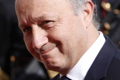 Laurent Fabius has taken issue with Barack Obama, after the US president blamed Europe for his country's economic woes.