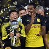 Sancho shines as Dortmund deny Bayern in German Super Cup