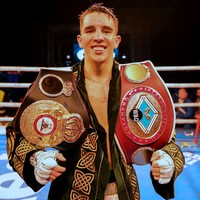 Big night for home hero Conlan as brilliant Belfast win moves him closer to world title shot