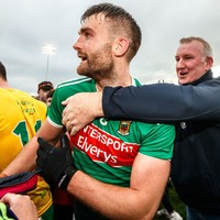 'A lot of people didn't give us a chance' against Donegal, says Mayo star O'Shea