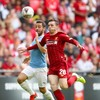 As it happened: Liverpool v Manchester City, Community Shield
