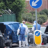 Man charged following death of 70-year-old man hit by stolen car outside Belfast cemetery