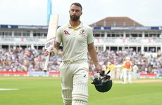 Australia dominate England in Ashes opener