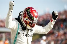 Hamilton denies young rival to take thrilling Hungarian Grand Prix