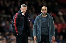 Guardiola includes Man United among 'many contenders' in Premier League title race
