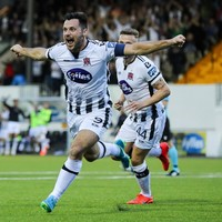 Dundalk will face either Ajax or PAOK in Europa League play-off should they beat Bratislava