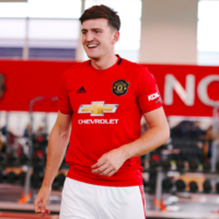 Harry Maguire completes £80 million move to Manchester United on six-year deal