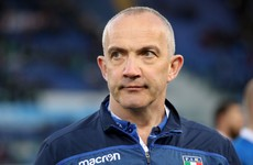 'He's brilliant and he's a legend': Italy must do everything to hang onto O'Shea, says Goosen