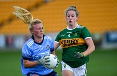 Aherne's 2-5 sees Dublin past Kerry to set-up semi-final date with Cork