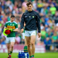 Kerry boss Keane allays fears over Clifford's back injury