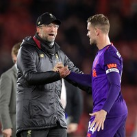 'If the manager hasn't signed anyone then he knows better than everyone else' - Henderson