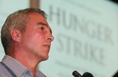 Sinn Féin names hunger striker as Adams' replacement