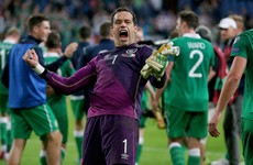Former Ireland goalkeeper David Forde announces his retirement