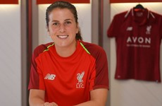 'I feel very proud. It's a big honour': Ireland international appointed Liverpool vice-captain