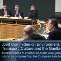 Passengers at risk from plans to increase pilots' working hours, committee hears