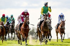 Brilliant Borice, Elliott's Plate and One Cool Poet: The Galway Races in review