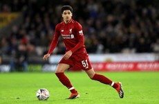 'He's still 17, it's just crazy': Liverpool boss Klopp expecting big things from 'sensational' Hoever