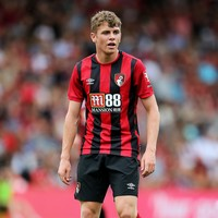 Bournemouth boss hails 19-year-old Dubliner after man-of-the-match display against Lyon