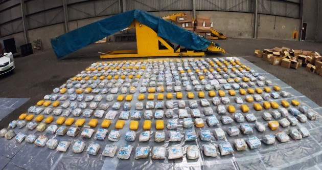 UK police seize €43 million worth of heroin in record haul
