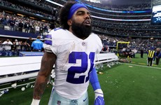 Ezekiel Elliott's Cowboys contract ultimatum is 'news to us', says Cowboys chief