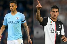 Man City and Juve set to complete player-plus-cash deal