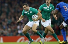 'It was setback after setback' - Kearney back in Ireland mix after difficult times