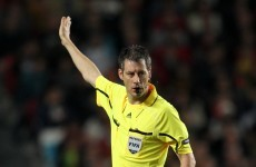 Men in the middle: Meet the Euro 2012 referees