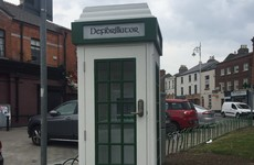 This Dublin community is getting its first public defibrillator installed in an old fashioned phone box