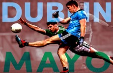 We've a pair of tickets to give away for Dublin v Mayo - here's how you can win them