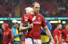 Alun Wyn Jones: Fatherhood helped me become a better captain