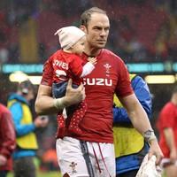 Alun Wyn Jones: Fatherhood helped me become a better captain