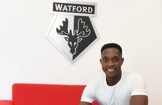 Watford complete signing of former Man United and Arsenal striker Welbeck