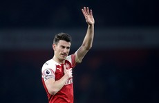 'I did not disrespect Arsenal,' says Koscielny after transfer row