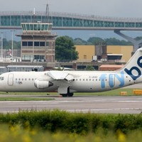 Plane goes off the runway at Waterford Airport